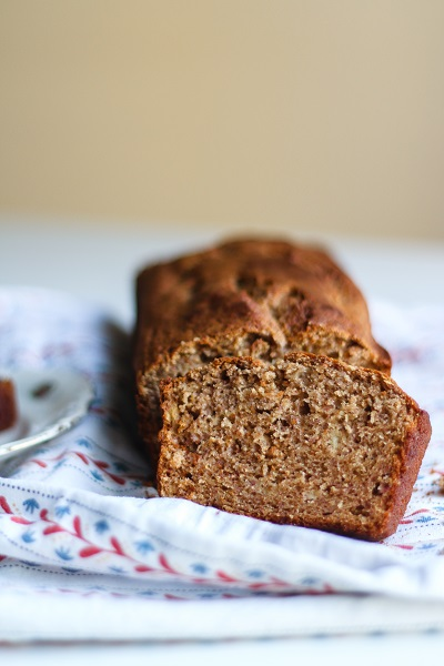 Ballı Banana Bread