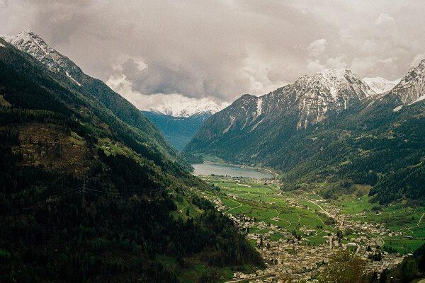 BERNINA EXPRESS: Alp Dağlarında Yolculuk
